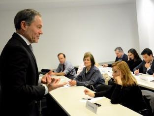 Justicia Penal: reunión con el Ministro Gustavo Ferrari