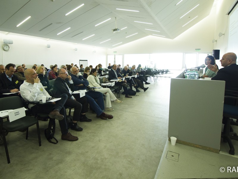 Tercer reunión conjunta sobre generación de empleo