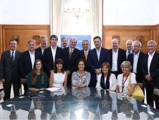 RAP presentó sus propuestas sobre financiamiento político