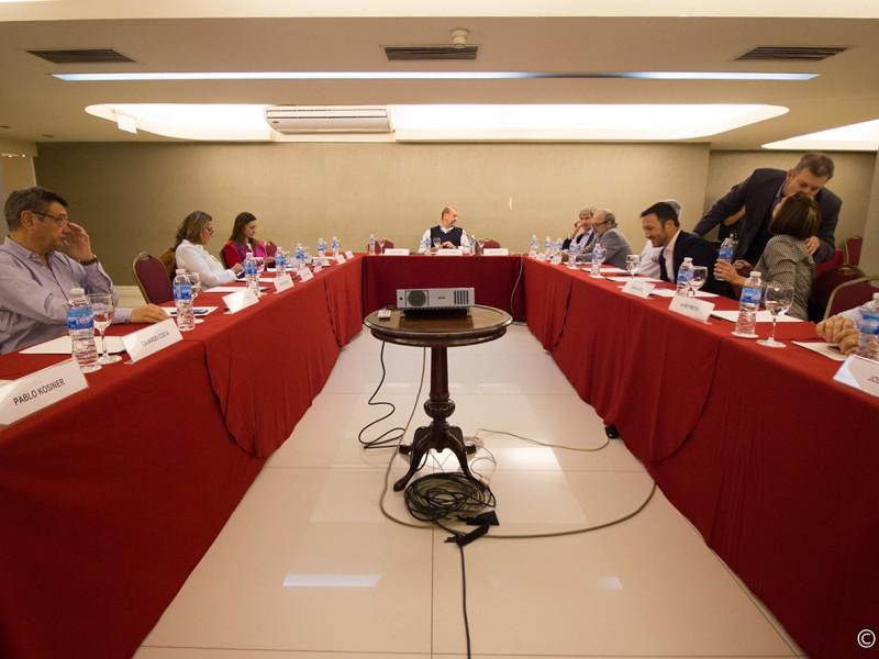 Encuentro de legisladores nacionales