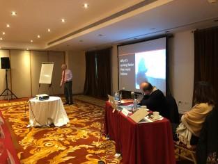 Seminario sobre globalización y comercio internacional