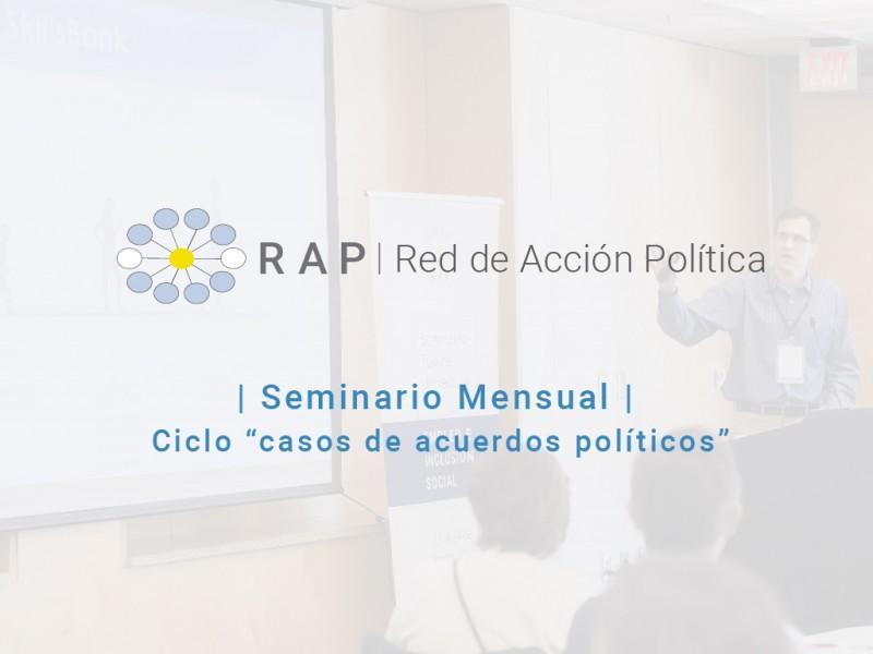 Acuerdos Políticos: el caso chileno
