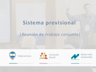 El sistema previsional