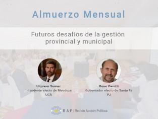 Futuros desafíos de la gestión provincial y municipal