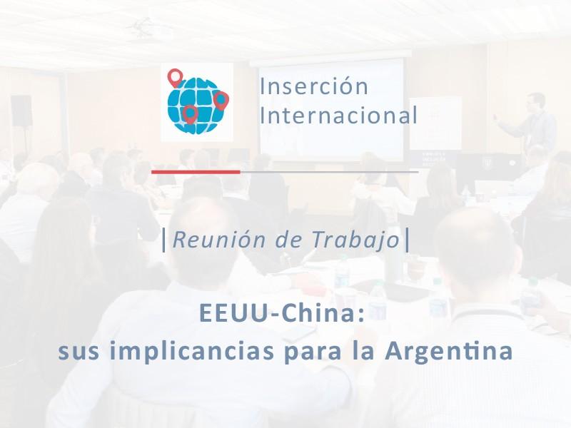 EEUU-China: sus implicancias para la Argentina