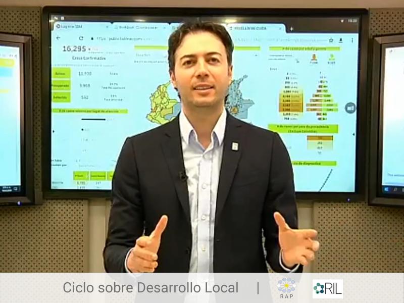 Ciclo sobre desarrollo local: Desafíos del COVID-19 para los municipios