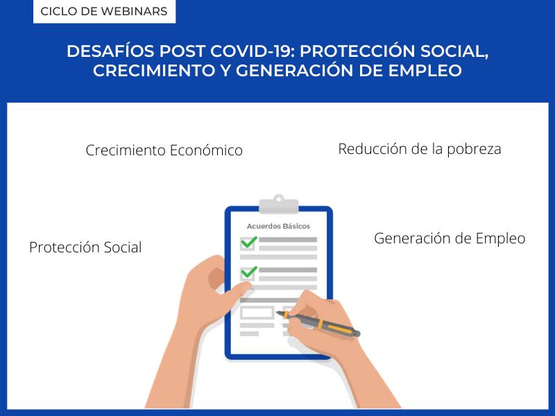 Protección social, crecimiento y generación de empleo