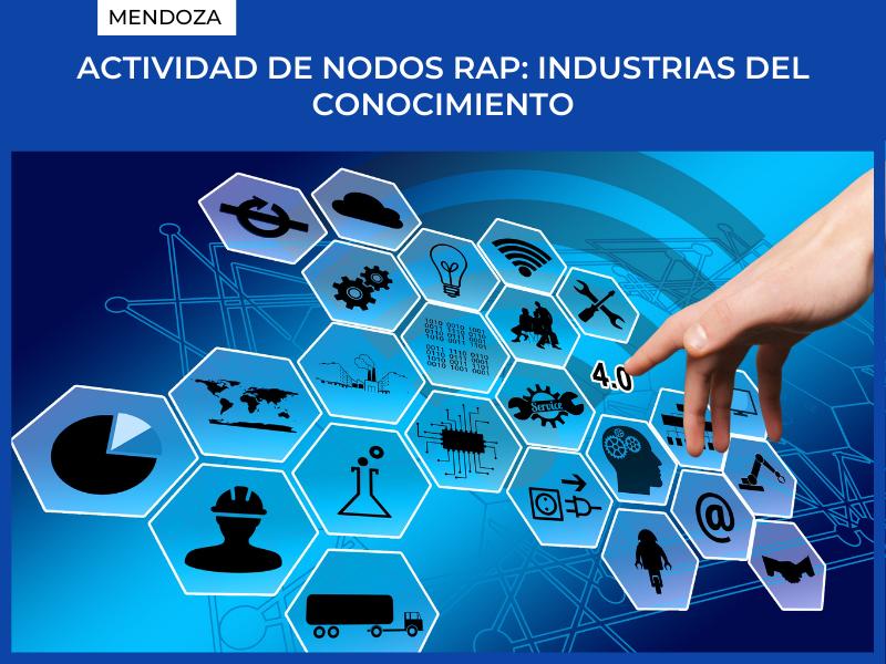 Inclusión social y las industrias digitales del conocimiento: el caso de Mendoza