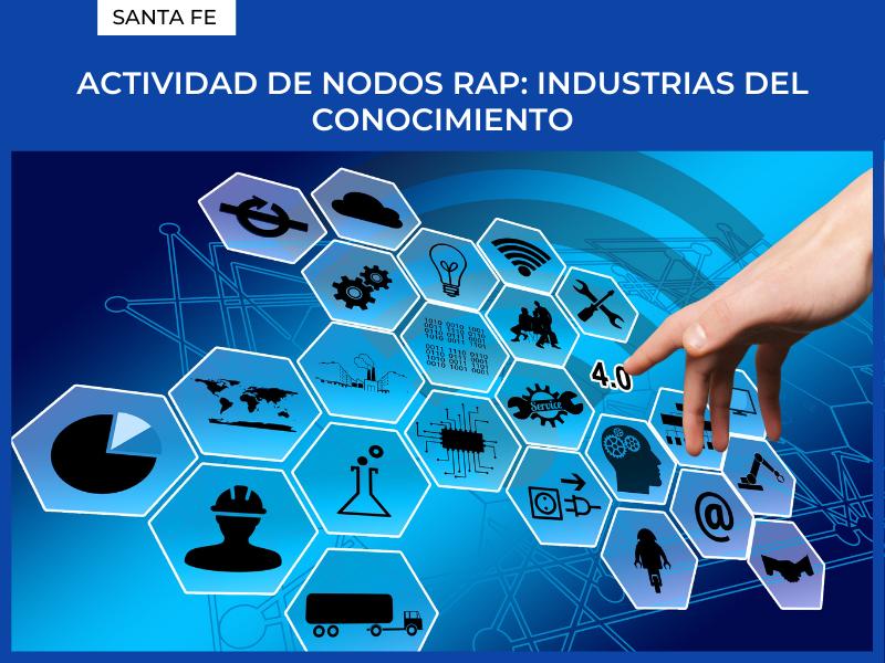 Inclusion y Empleo en Industrias Digitales: Santa Fe