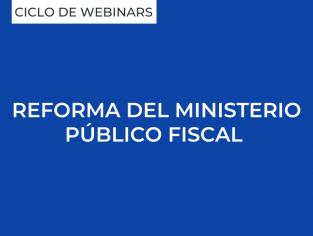 Proyecto de ley del Ministerio Público Fiscal