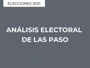 Análisis electoral de las Primarias